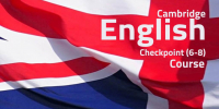 Cambridge checkpoint (6-8) English course