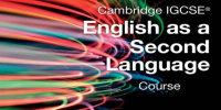 Cambridge English as a Second Language 0510
